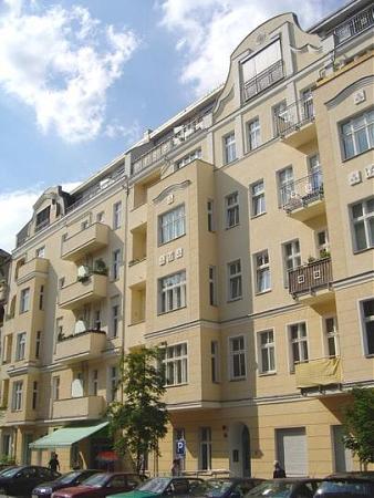 Mehrfamilienhaus paul robeson stra e 16 berlin for Mehrfamilienhaus berlin