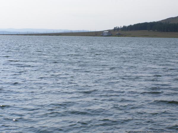 озеро большие учалы рыбалка