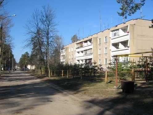 поселка центральный область фото нижегородская