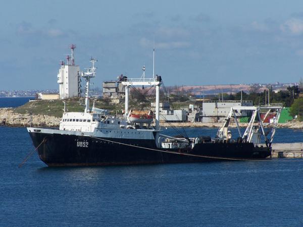 Килекторное судно