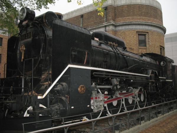 国鉄D51形蒸気機関車D51231 - 東...