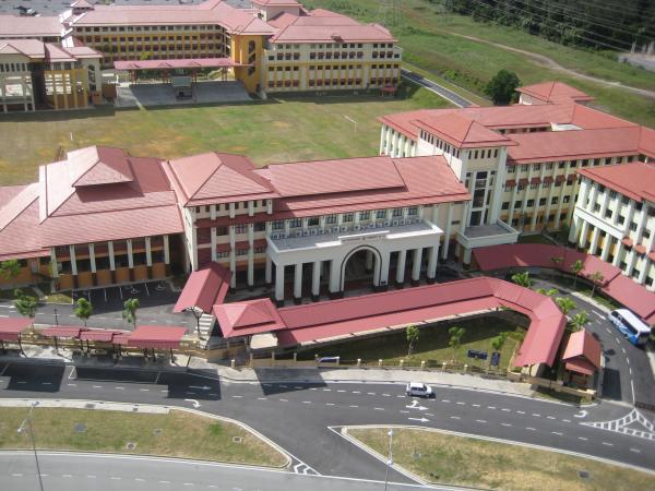 Kompleks Sekolah Putrajaya P14 Putrajaya