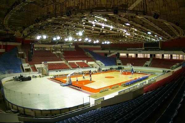 Yubileyny Sports Complex Saint Petersburg