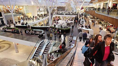 westfield london shopping centre