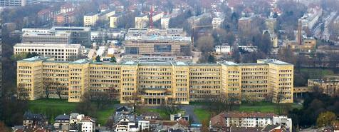 Johann wolfgang goethe university frankfurt westend campus for Uni offenbach