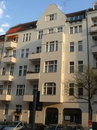 Wohn und gesch ftshaus philippistra e 11 berlin for Mehrfamilienhaus berlin