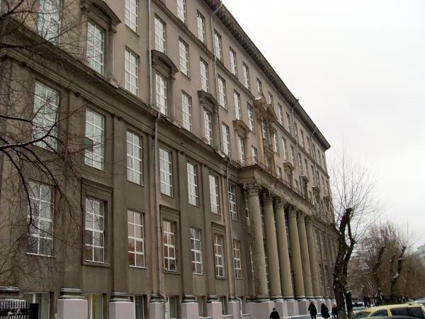 Московский государственный университет путей