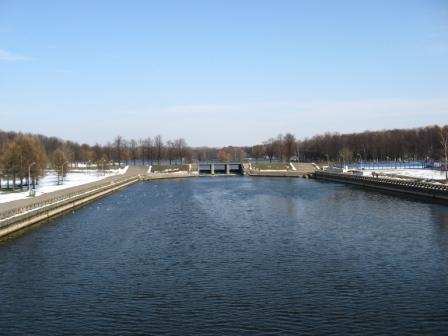 Петровичское Водохранилище Карта