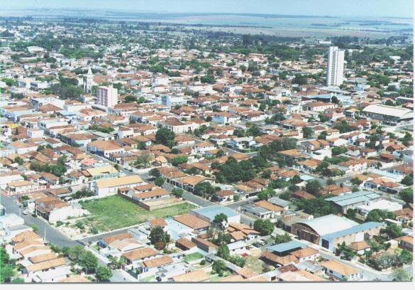 Paraguaçu Paulista São Paulo fonte: photos.wikimapia.org