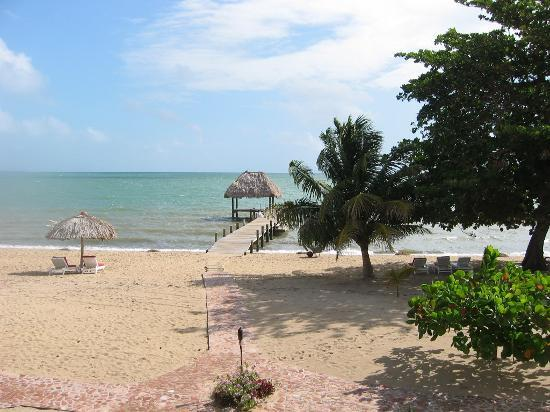 Almond Beach Resort Belize Sittee River