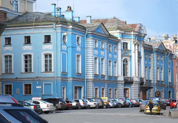 Музей гигиены санкт петербург