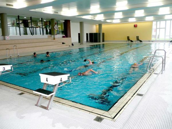 Hallenbad Saal Buchen Swimming Pool Fitness Centre Center