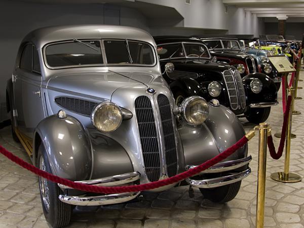 Музей авиации автомобильный музей