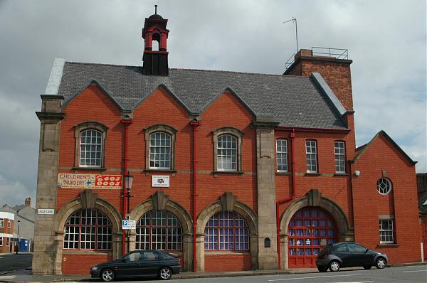 The Old Fire Station Nursery