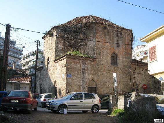 Old turkish bath (Tuzci Hamam) - Veria