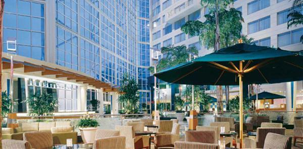 Hyatt Regency Orange County Garden Grove California