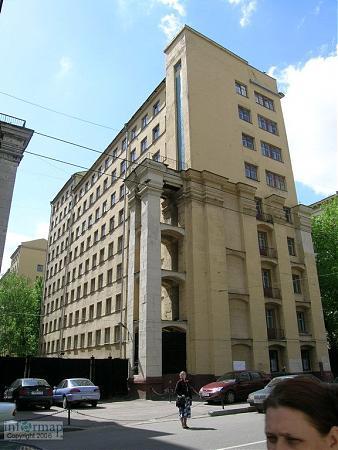фото рггу общежитие