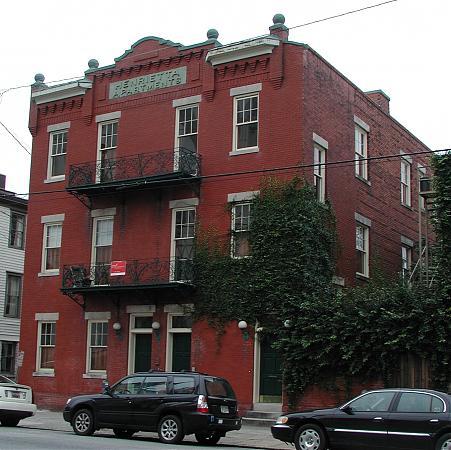 Henrietta Apartments Building - Savannah, Georgia