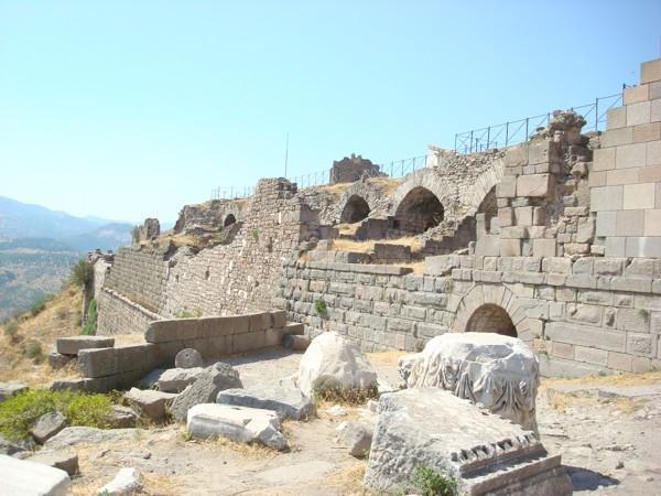 Bergama Antik Kenti , izmir