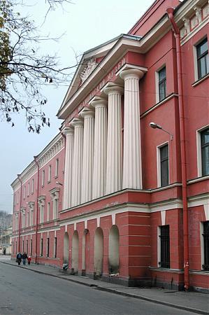 Медицинский музей санкт петербург