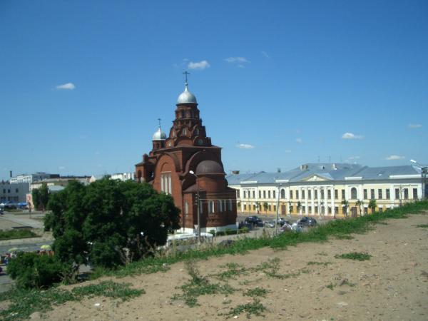 torpedó templom