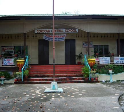 Cordova Central School Bgy Poblacion Cordova