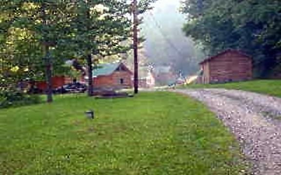 Hillbilly Haven Log Cabins