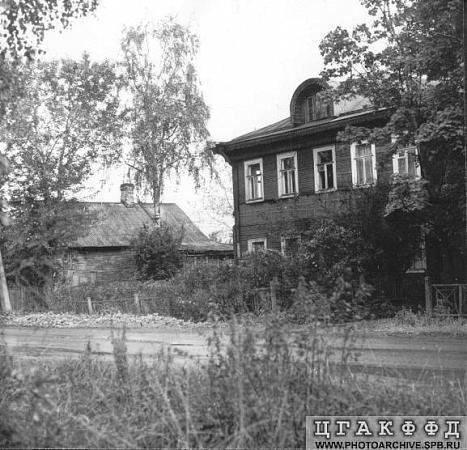 ленинград село рыбацкое