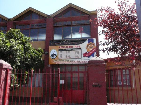 colegio san jose de maipu: