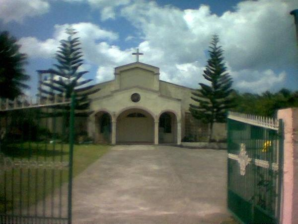 Santo Tomas (Batangas) Philippines  city images : CHURCH San Joaquin, Sto. Tomas, Batangas