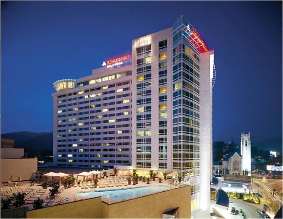 Loews Hotel West Hollywood Ca