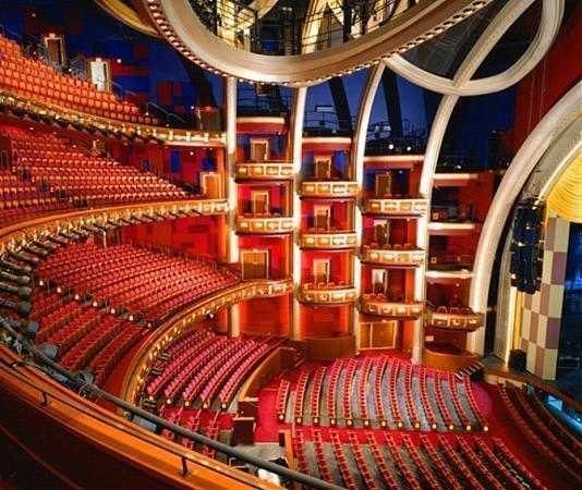 Dolby Theatre Los Angeles California