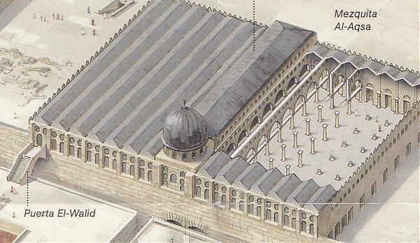 Original Size Of Al Aqsa Mosque Jerusalem