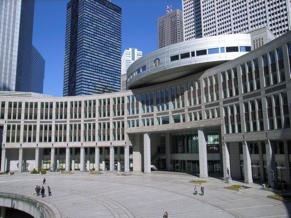 都議会議事堂 - 東京都区部