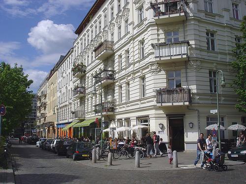 Wohn Und Geschäftshaus Lettestraße 6 Berlin