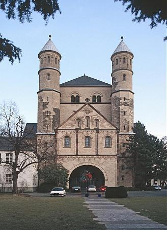 St Pantaleon Church Cologne Preschool Education