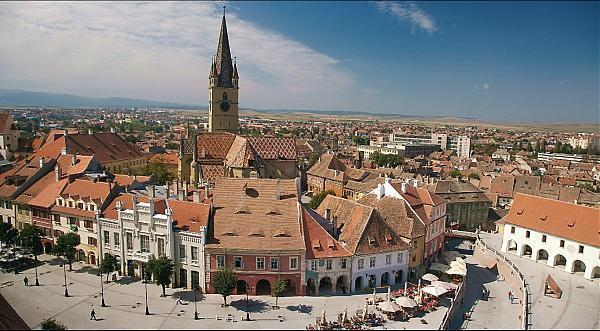 File:Sibiu (Hermannstadt), Romania, Rumänien 20120923 02 ...  |Hermannstadt