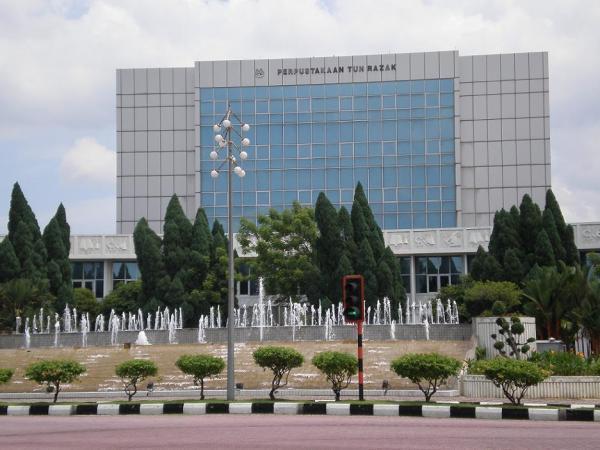 Tun Razak Library Ipoh