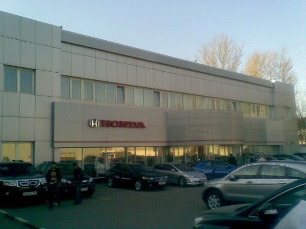 Москва, улица Матросова, 4с4.  Московская область, Одинцовский район, Одинцово, Транспортный проезд.