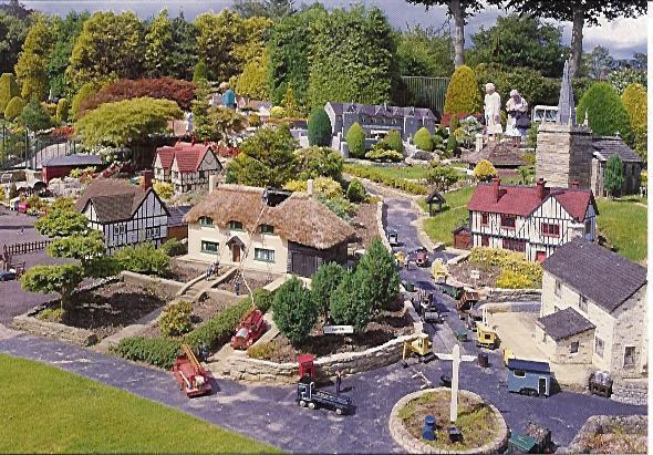 Beaconsfield United Kingdom  city images : Bekonscot Model Village