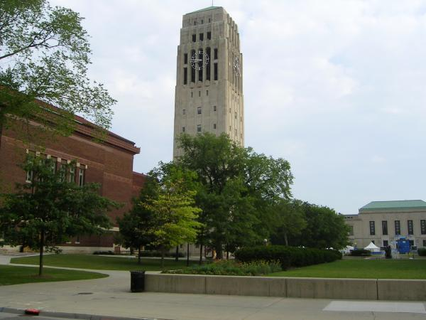 university of michigan campus - photo #28