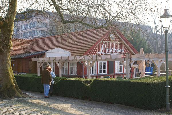 landhaus botanischer garten berlin. Black Bedroom Furniture Sets. Home Design Ideas