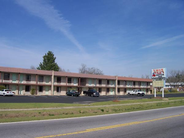 Villa motor inn williston south carolina for Carolina motor inn fayetteville nc