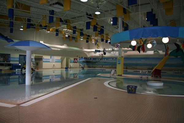 Bentley swimming pool