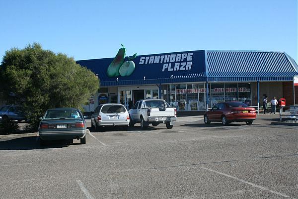 stanthorpe plaza