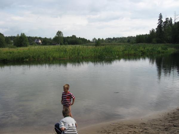 рыбалка в купанском