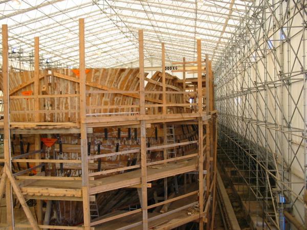 Chantier de l 39 hermione rochefort for Rochefort construction