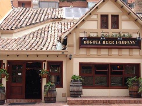 Bogot beer company rosales bogot for Barrio ciudad jardin norte bogota