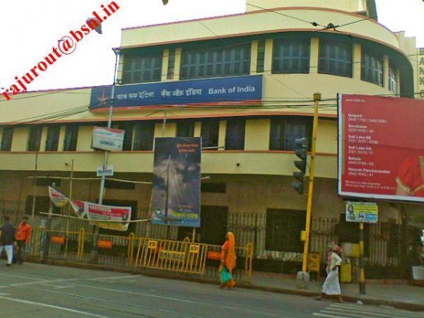 bank of india corporate banking branch kolkata