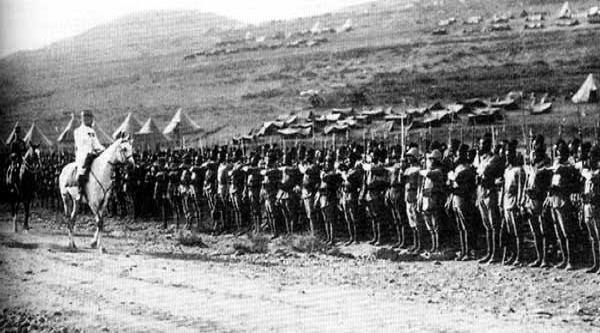 1920 Nebi Musa Riots: Battle Of Maysalun